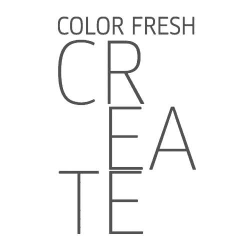 Logo Color fresh Create